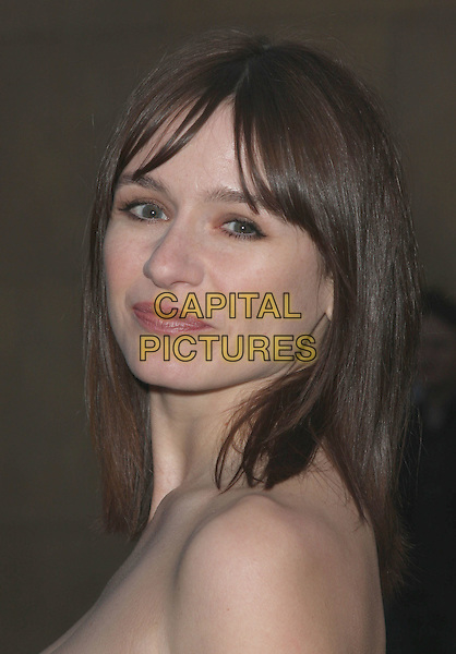 "EMILY MORTIMER.""Redbelt"" Los Angeles Premiere held at the Egyptian Theatre, Hollywood, California, USA..April 7th, 2008.headshot portrait .CAP/ADM/CH.©Charles Harris/AdMedia/Capital Pictures"