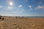 The Beach in Scheveningen, Holland