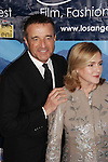 Christian and Sylvia De Sica. Arrivals to the 5th Annual Los Angeles-Italia Film, Fashion and Art Fest, showcasing the best of Italian culture at Grauman's Chinese Theatre. Hollywood, CA, USA. March 1, 2010.
