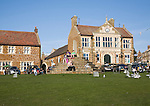 Tourist information office and town hall, Hunstanton, Norfolk, England