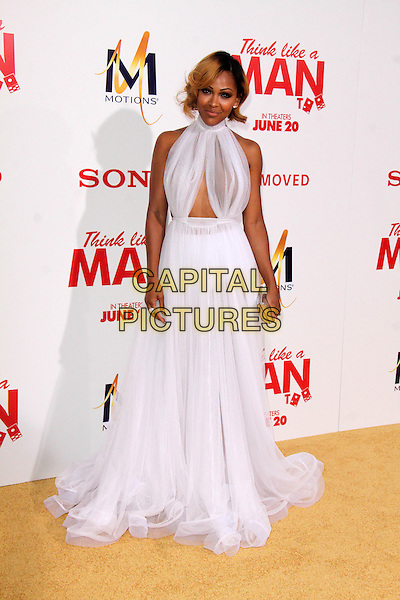 HOLLYWOOD, CA - June 10: Meagan Good at the &quot;Think Like A Man Too&quot; World Premiere, TCL Chinese Theater, Hollywood,  June 10, 2014.  <br /> CAP/MPI/JO<br /> &copy;Janice Ogata/MediaPunch/Capital Pictures