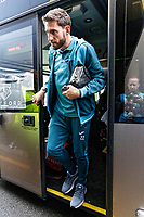 Angel Rangel of Swansea City arrives prior to the game during the Premier League match between Watford and Swansea City at the Vicarage Road, Watford, England, UK. Saturday 30 December 2017