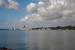 USS Arizona And The USS Missouri, Pearl Harbor, Pearl Harbor