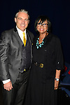 MIAMI BEACH, FL - MARCH 10: Miami Film Festival Executive Director Jaie Laplante and Cheryl Boone Isaacs, President of the Academy of Motion Picture Arts &amp; Sciences (AMPAS) attends a Miami Dade Film Festival conversation with Kevin Sharpley at O Cinema Miami Beach of Miami Beach on Tuesday March 10, 2015 in Miami Beach, Florida. <br /> ( Photo by Johnny Louis / jlnphotography.com )