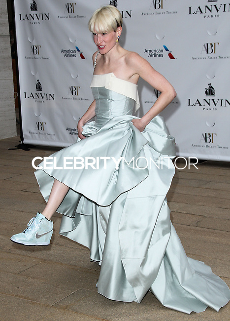 NEW YORK CITY, NY, USA - MAY 12: Julie Macklowe at the American Ballet Theatre 2014 Opening Night Spring Gala held at The Metropolitan Opera House on May 12, 2014 in New York City, New York, United States. (Photo by Celebrity Monitor)