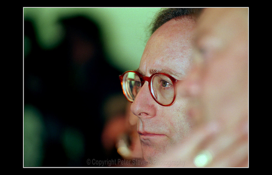 Malcolm Rifkind MP - Conservative Central Office - Smith Square, SW1 - Conservative Manifesto Launch, Election 1997 - 2nd April 1997