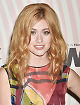 BEVERLY HILLS, CA - JUNE 13: Katherine McNamara attends the Women In Film 2018 Crystal + Lucy Awards at The Beverly Hilton Hotel on June 13, 2018 in Beverly Hills, California.