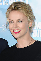 "Charlize Theron at the photocall for ""A Million Ways to Die in the West"" at Claridges Hotel, London. 27/05/2014 Picture by: Steve Vas / Featureflash"