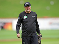 120215 Black Caps Cricket Training