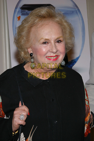 DORIS ROBERTS.Eulogy Los Angeles Premiere held at the Mann Festival Theatre.October 13th, 2004.headshot, portrait, dangling earrings, beads.www.capitalpictures.com.sales@capitalpictures.com.© Capital Pictures.