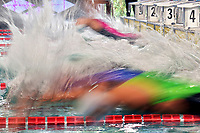 Start <br /> Junior Girls 200m Backstroke <br /> Lignano Sabbiadoro 06-05-2017 Ge.Tur Complex <br /> Energy Standard Cup 2017 Nuoto<br /> Photo Andrea Staccioli/Deepbluemedia/Insidefoto