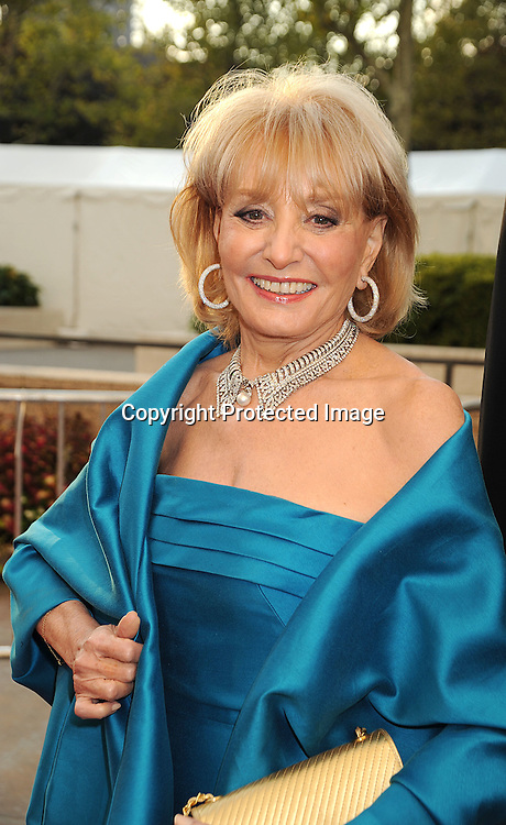 Barbara Walters.arriving at The opening night of the Metropolitan Opera  on September 22, 2008 at The Metropolitan Opera House in New York City. ..Robin Platzer, Twin Images