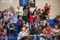 NWA Democrat-Gazette/BEN GOFF @NWABENGOFF<br /> Fayetteville vs Rogers Friday, Feb. 9, 2018, in King Arena at Rogers High.