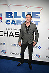 """New York Mets' Matt Harvey Attends NEW YORK Rangers ROLL OUT THE<br /> """"BLUE CARPET PRESENTED by Chase"""" <br /> FOR GAME THREE AGAINST WASHINGTON at Madison Square Garden, NY"""