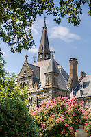 Georgetown Healy Hall Washington DC