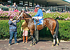 Karen's Silk winning at Delaware Park on 10/17/15