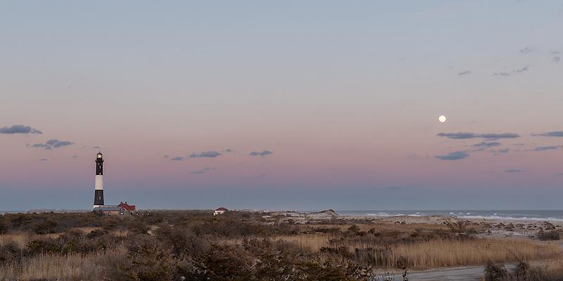 Fire Island Lighthouse<br /> Robert Moses State Park, Long Island