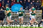 Tommy Walsh  Kerry in action against  Monaghan during the Allianz Football League Division 1 Round 5 match between Kerry and Monaghan at Fitzgerald Stadium in Killarney, on Sunday.