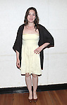 """Virginia Kull.attending the Meet & Greet for the Playwrights Horizons production of """"Rapture, Blister, Burn'  at their rehearsal studio in New York City on 4/17/2012"""