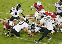 Stanford Cardinal vs Oregon Ducks November 12 2011