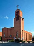 Tuchola, 2011-07-05. Kościół pw. Bożego Ciała
