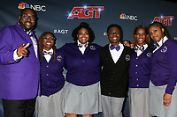 """LOS ANGELES - AUG 27:  Detroit Youth Choir at the """"America's Got Talent"""" Season 14 Live Show Red Carpet at the Dolby Theater on August 27, 2019 in Los Angeles, CA"""