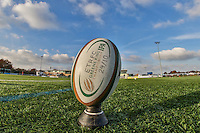 General view ahead of the Greene King IPA Championship match between Ealing Trailfinders and London Welsh RFC at Castle Bar , West Ealing , England  on 26 November 2016. Photo by David Horn / PRiME Media Images