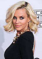 LOS ANGELES, CA, USA - NOVEMBER 23: Jenny McCarthy arrives at the 2014 American Music Awards held at Nokia Theatre L.A. Live on November 23, 2014 in Los Angeles, California, United States. (Photo by Xavier Collin/Celebrity Monitor)
