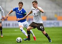 v.l. Robin Himmelmann (FC St. Pauli)<br /> - 23.05.2020: Fussball 2. Bundesliga, Saison 19/20, Spieltag 27, SV Darmstadt 98 - FC St. Pauli, emonline, emspor, v.l. <br /> <br /> Foto: Florian Ulrich/Jan Huebner/Pool VIA Marc Schüler/Sportpics.de<br /> Nur für journalistische Zwecke. Only for editorial use. (DFL/DFB REGULATIONS PROHIBIT ANY USE OF PHOTOGRAPHS as IMAGE SEQUENCES and/or QUASI-VIDEO)