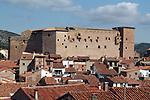 Castillo de Mora de Rubielos.