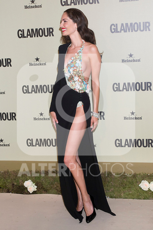 26.06.2012. 10th Anniversary of Glamour Magazine at the Embassy of Italy in Madrid. In the image Eugenia Silva (Alterphotos/Marta Gonzalez)