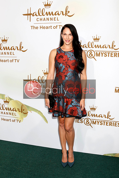 Amanda Righetti<br /> at the Hallmark TCA Summer 2017 Party, Private Residence, Beverly Hills, CA 07-27-17<br /> David Edwards/DailyCeleb.com 818-249-4998