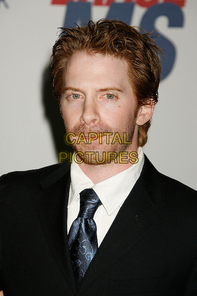 "SETH GREEN.14th Annual Race to Erase MS Themed ""Dance to Erase MS"" held at the Century Plaza Hotel, Century City, California, USA, 13 April 2007..portrait headshot  black suit  tie .CAP/ADM/RE.©Russ Elliot/AdMedia/Capital Pictures."