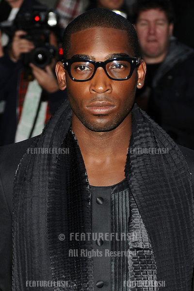 Tinie Tempah arriving for the GQ Awards 2010, at the Royal Opera House, London. 07/09/2010  Picture by:  Steve Vas / Featureflash
