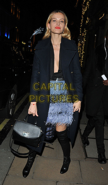 Petra Nemcova at the Jean-David Malat: BritARTnia private view, Opera Gallery, New Bond Street, London, England, UK, on Tuesday 22 November 2016. <br /> CAP/CAN<br /> &copy;CAN/Capital Pictures