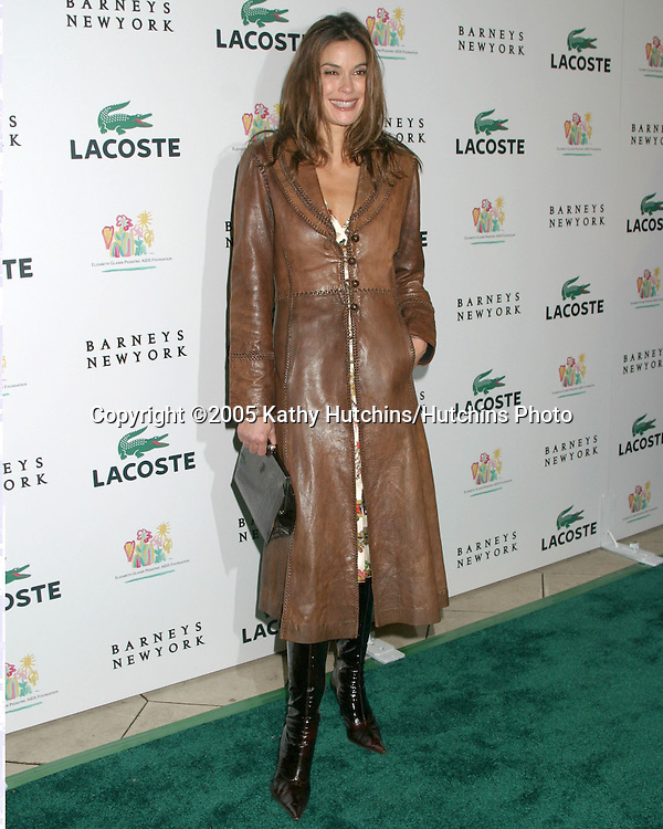 Teri Hatcher.Lacoste and Barney's New York Celebrity Auction.Beverly Hills, CA.October 20, 2005.©2005 Kathy Hutchins / Hutchins Photo