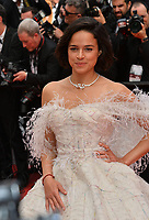 "CANNES, FRANCE. May 21, 2019: Michelle Rodriguez at the gala premiere for ""Once Upon a Time in Hollywood"" at the Festival de Cannes.<br /> Picture: Paul Smith / Featureflash"
