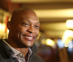 IN THE SPOTLIGHT:  Eddie George