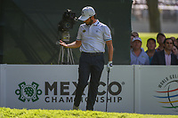 Abraham Ancer (MEX) reacts to his tee shot on 7 during round 1 of the World Golf Championships, Mexico, Club De Golf Chapultepec, Mexico City, Mexico. 2/21/2019.<br /> Picture: Golffile | Ken Murray<br /> <br /> <br /> All photo usage must carry mandatory copyright credit (© Golffile | Ken Murray)