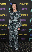 NEW YORK, NY - SEPTEMBER 27:  debi Mazar from the cast of 'Younger'  attends the 'Younger' Season 3 and 'Impastor' Season 2 New York premiere party at Vandal on September 27, 2016 in New York City.   Photo Credit: John Palmer/MediaPunch