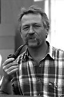 Genova 19 Luglio 2001.G8.Josè Bovè, contadino pacifista francese