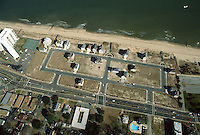 1993 February ..Aerial.Ocean View..PINEWELL BY THE BAY.LOOKING NORTH.NANSEMOND CONDO ON LEFT...NEG#.NRHA#..