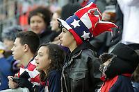 Fans aus den USA angespannt