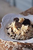 Europe/France/Midi-Pyrénées/46/Lot: Risotto aux truffes