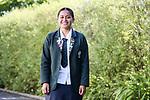St Cuths 2019 Head Girl.  7 December 2018. Photo: Simon Watts/www.bwmedia.co.nz