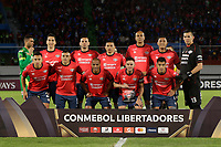 COCHABAMBA – BOLIVIA, 09-05-2019: Wilstermann de Bolivia y Deportes Tolima de Colombia en partido por la ronda 4, grupo G, de la Copa CONMEBOL Libertadores 2019 jugado en el estadio Felix Capriles de la ciudad de Cochabamba, Bolivia. / Wilstermann of Bolivia and Deportes Tolima of Colombia in match for the round 4, grupo G, as part of Copa CONMEBOL Libertadores 2019 played at Felix Capriles stadium in Cochabamba, Bolivia. Photo: VizzorImage / David Florez / APG / Cont