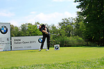 David Drysdale (SCO) tees off on the 6th tee during Day 3 of the BMW Italian Open at Royal Park I Roveri, Turin, Italy, 11th June 2011 (Photo Eoin Clarke/Golffile 2011)