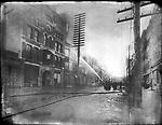 Frederick Stone negative. Reid & Hughes Fire-1893.