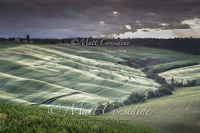 Rolling hills with interesting light. (Photo by Travel Photographer Matt Considine)