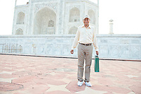 Taj Mahal, Northern India, India